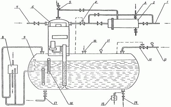 Клапан предохранительный КПО-150